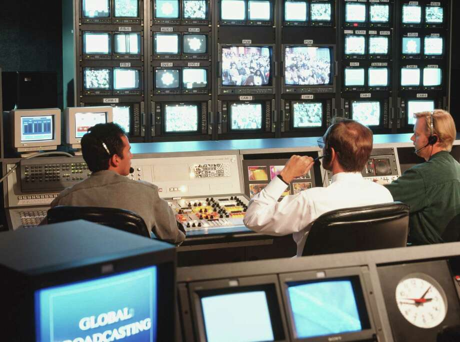 "Least meaningful jobs5. TV newscast directorPeople who said this job improves the world: 8 percent. People satisfied with this job: 62 percent. Average annual salary: $34,500. Says PayScale: ""Maybe that explains why watching the news can be such a downer?"" Photo: Greg Pease, X / (c) Greg Pease"