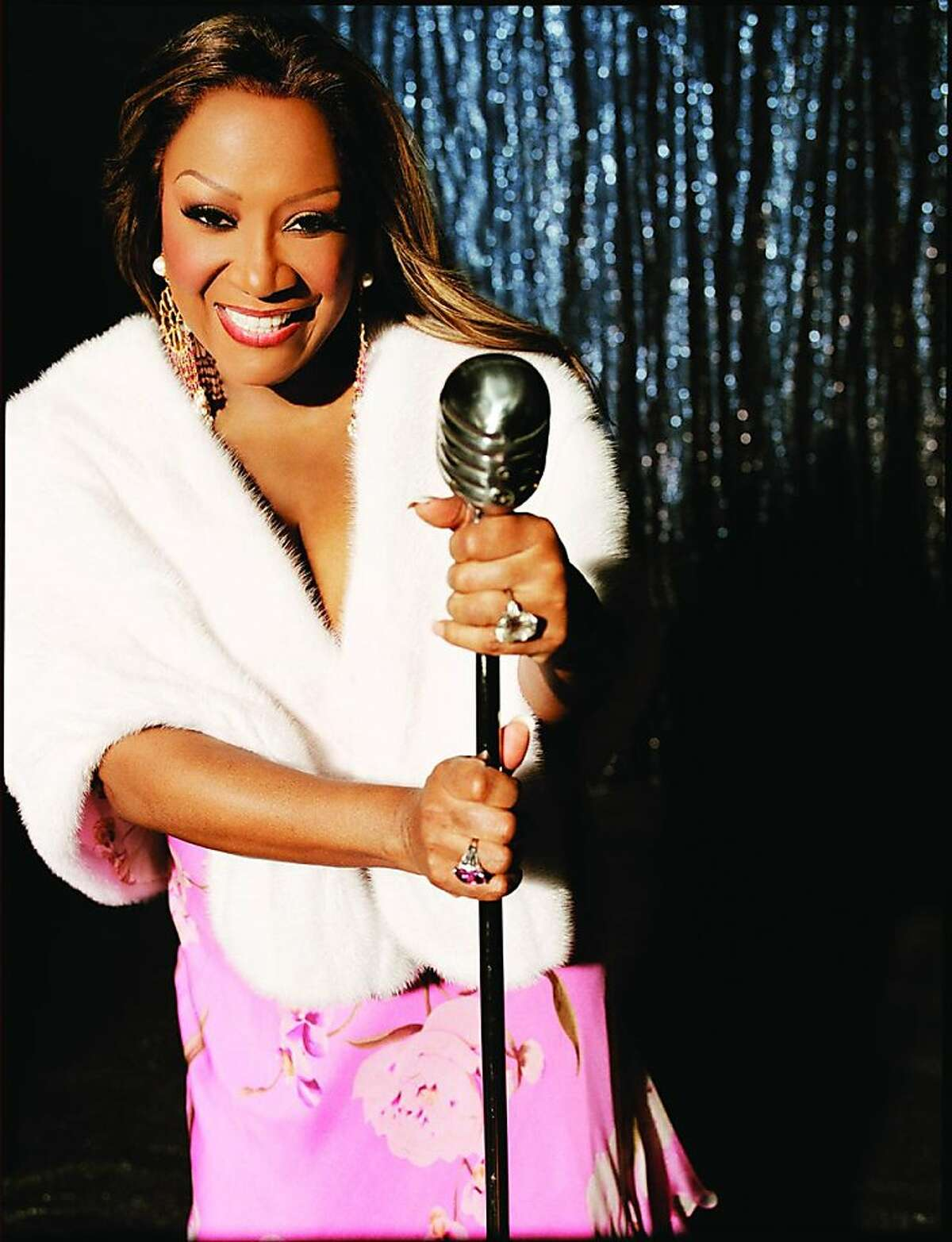 Patti LaBelle performs Friday at the Wells Fargo Center for the Arts