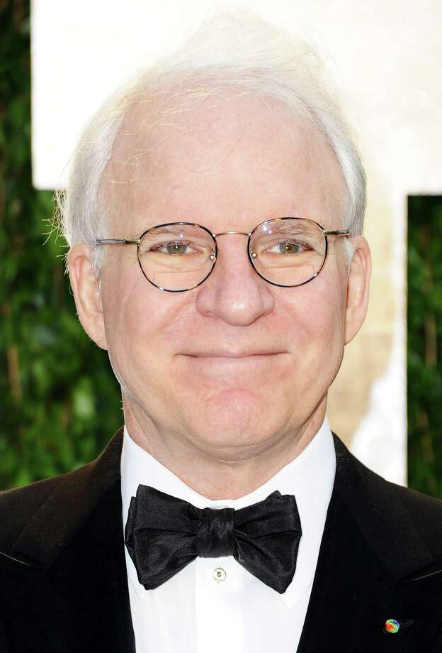 WEST HOLLYWOOD, CA - FEBRUARY 26:  Actor Steve Martin arrives at the 2012 Vanity Fair Oscar Party hosted by Graydon Carter at Sunset Tower on February 26, 2012 in West Hollywood, California.  (Photo by Pascal Le Segretain/Getty Images) Photo: Pascal Le Segretain, Staff / 2012 Getty Images
