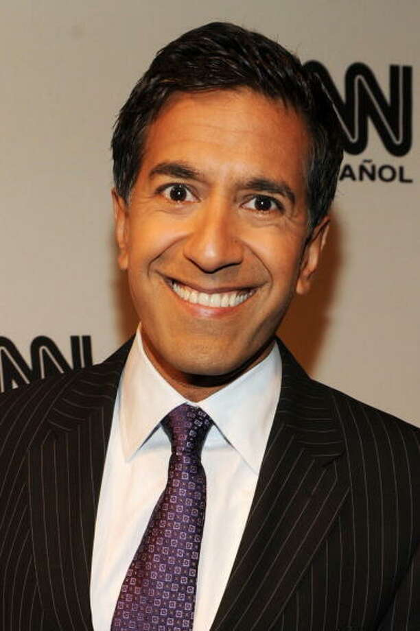 CNN's chief medical correspondent Sanjay Gupta  has had a change of mind about marijuana in 2013. ''We have been terribly and systematically misled for nearly 70 years in the United States, and I apologize for my own role in that,'' he said. (Photo by Kevin Mazur/WireImage) Photo: Kevin Mazur