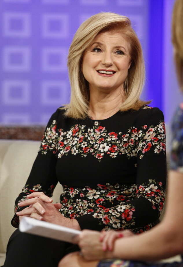 Arianna Huffington condems the War on Drugs as being a total failure and sees legalization as a solution. (Photo by: Peter Kramer/NBC/NBC NewsWire via Getty Images) Photo: NBC NewsWire, NBCU Photo Bank Via Getty Images