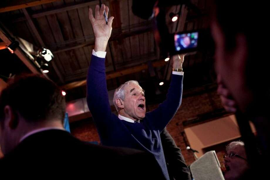 Ron Paul: The libertarian from Texas pronounced the drug war a failure, saying it is destabilizing the Mexican border and undermining civil liberties. He teamed with liberal Massachusetts Democrat Barney Frank to sponsor legislation that would allow states to license and regulate sales of marijuana, and charges taxes on commercial sale of cannabis. (Photo By John W. Adkisson/Getty Images)