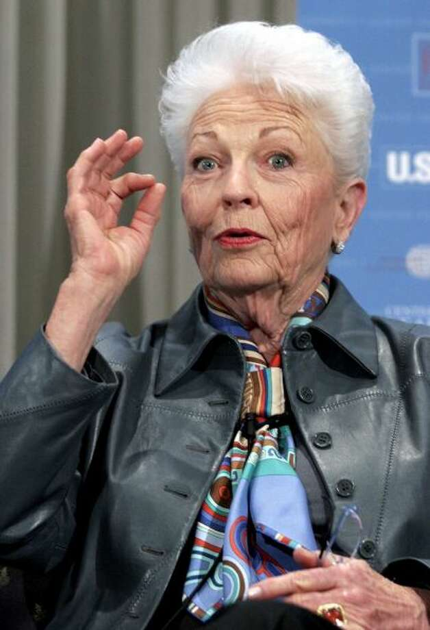Ann Richards: The Republicans were out to nail the Austin liberal running for governor of Texas, and planted a question about what drugs Richards had used in the past. She flatly refused to answer, saying that people would be less inclined to stop using drugs if they knew someday they'd be forced into a public confession. Richards won, but lost her reelection bid to George W. Bush – who flatly refused to discuss the subject.  (Photo By Chip Somodevilla/Getty Images)