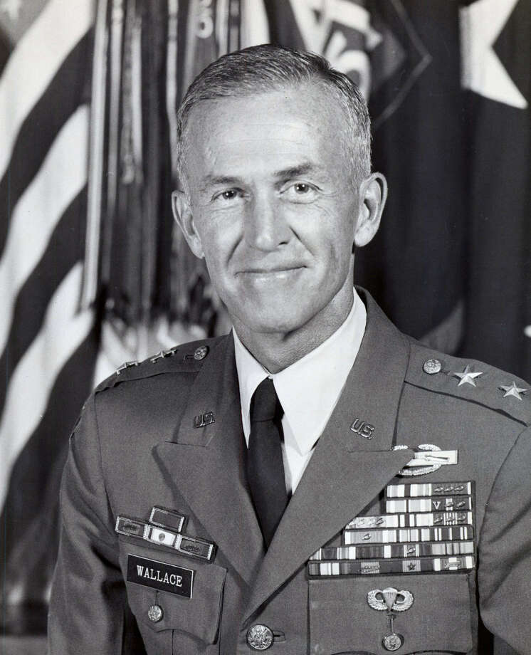 A graduate of West Point, Maj. Gen. George M. Wallace II was a Windcrest councilman in retirement.