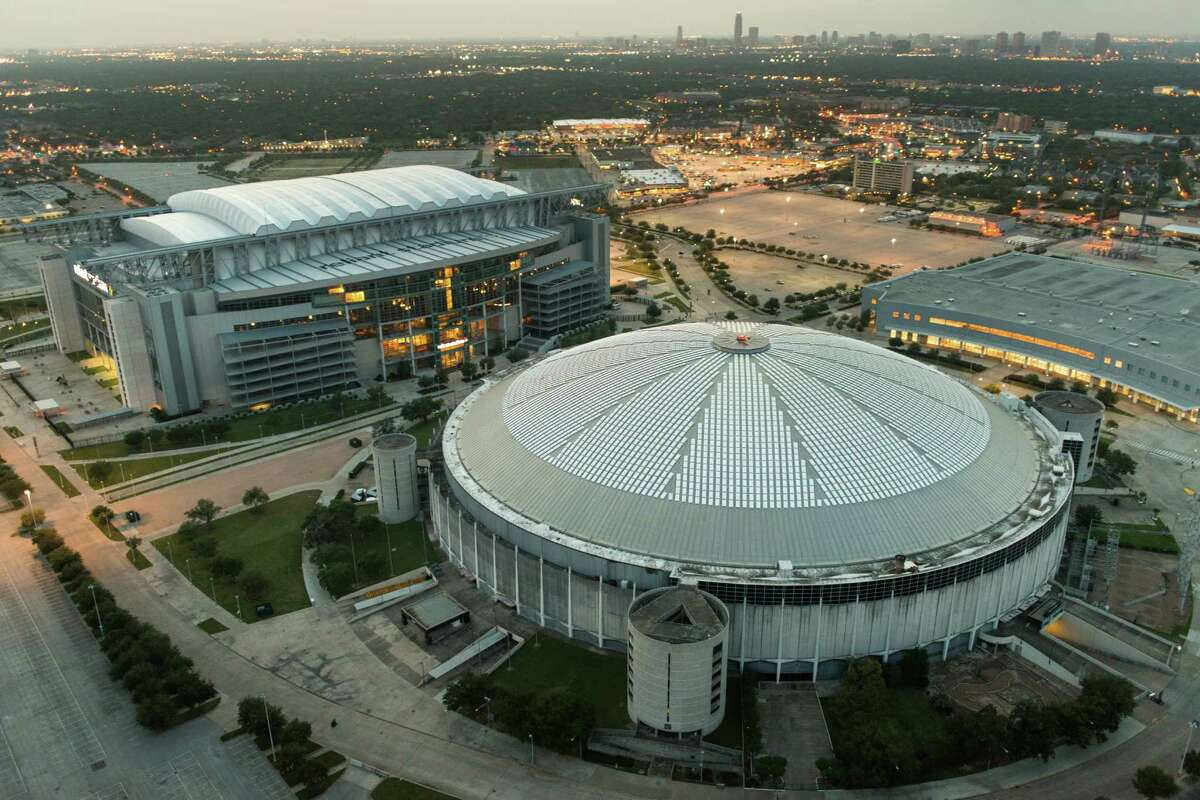 The November ballot will point out that saving the Dome would require an increase in the county property tax rate, which has not gone up in 17 years.