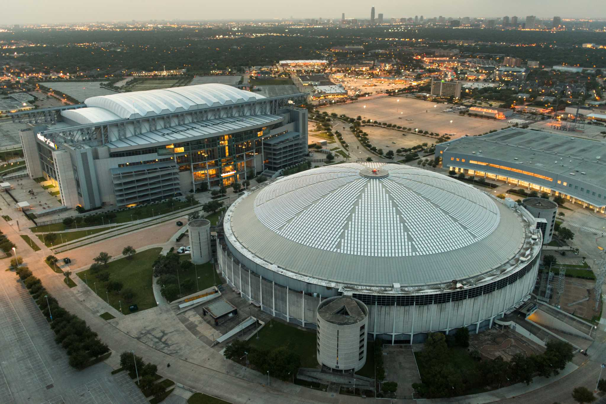 Astrodome Renovation Project Officially Ballot Bound