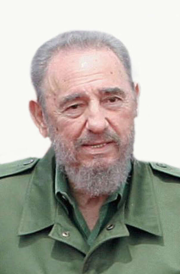 Fidel Castro, ex-leader of Cuba, is also left handed. Photo: Wikimedia Commons