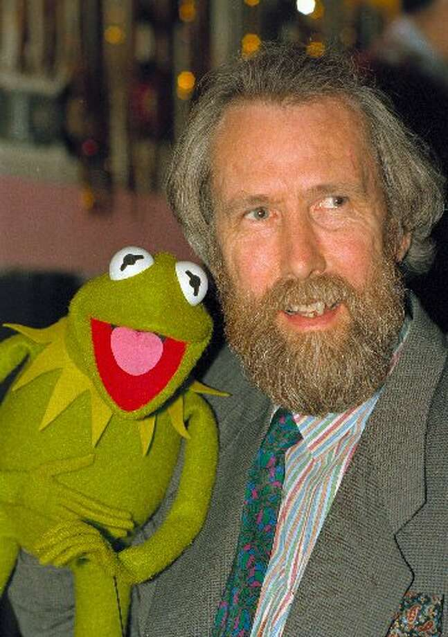 Jim Henson, the creator of The Muppets, was left handed. Therefore, a lot of his puppet characters, like Kermit the frog, are also lefties. Photo: AP