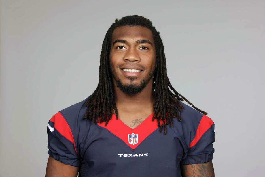 This is a 2013 photo of Justin Tuggle of the Houston Texans NFL football team. This image reflects the Houston Texans active roster as of Thursday, June 20, 2013 when this image was taken. (AP Photo) Photo: Uncredited, FRE / AP2013