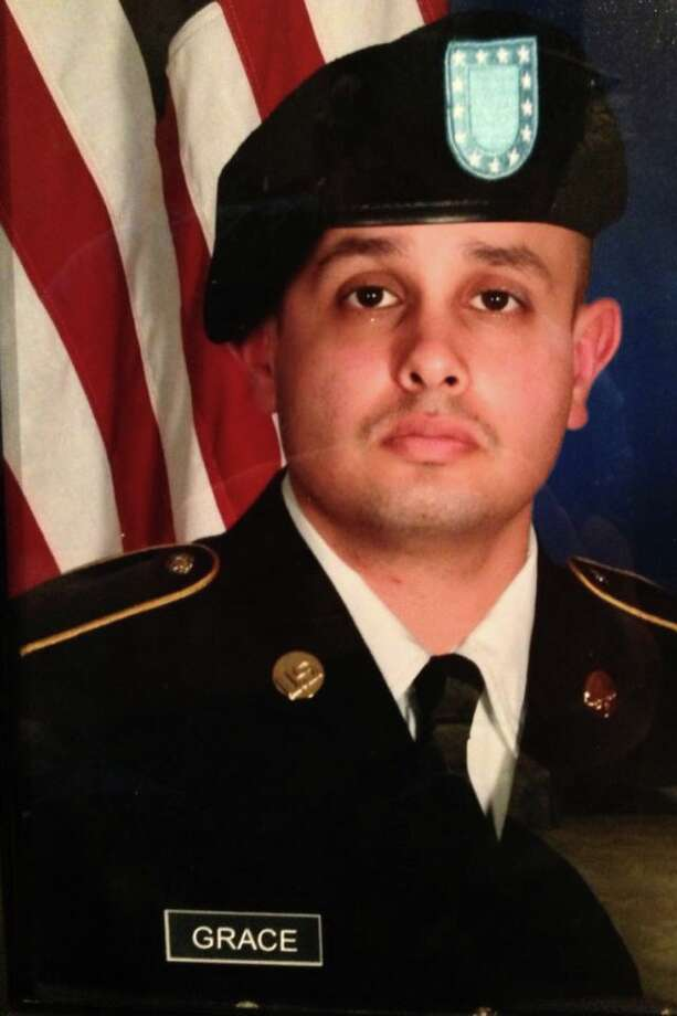 Baytown native Keith E. Grace Jr., 26, died in combat Sunday in southern Afghanistan.