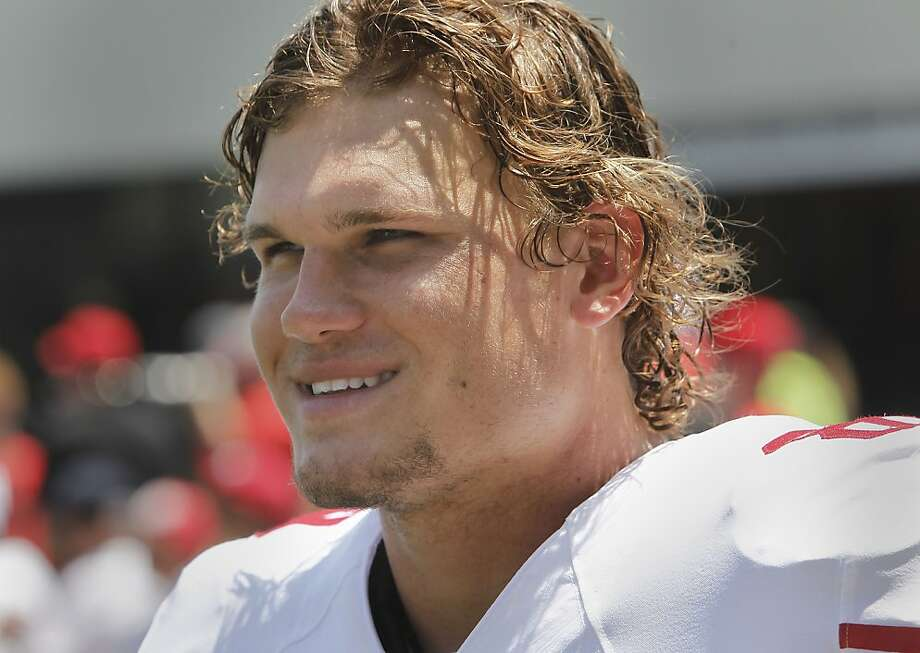 As a rookie last year, Niners tight end Vance McDonald played in 15 games. Photo: Michael Macor, San Francisco Chronicle