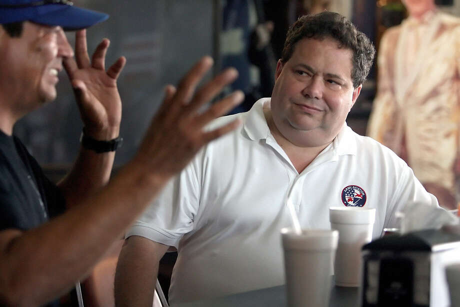 U.S. Rep. Blake Farenthold's office notified local Repub- licans when they learned a petition on immigration was going to be delivered to him. Photo: Todd Yates / Associated Press