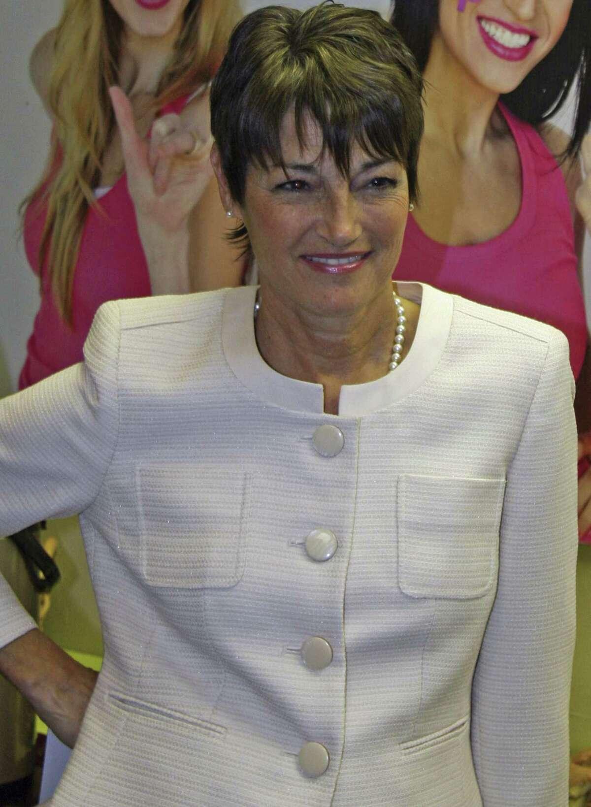 State Sen. Donna Campbell, R-New Braunfels
