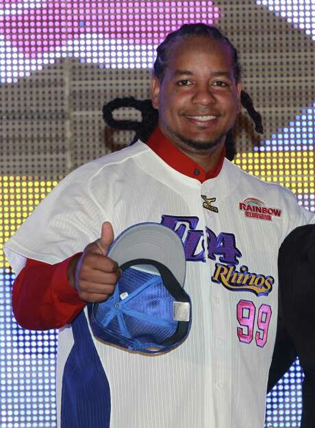 Manny Ramirez had three homers in his first eight games in Round Rock, none in his next 22 contests.