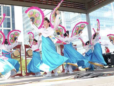 Korean Festival offers plenty of cultural beauty and delicious foods.