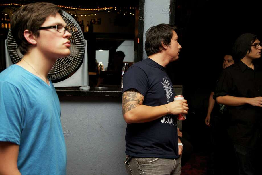 San Antonians enjoyed the big sound of the Deer Vibes Tour Kick off at the Ten Eleven club Tuesday night.