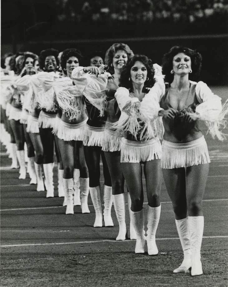Derrick Dolls in the late '70s or early '80s (undated photo). Photo: Sam C. Pierson Jr., Houston Chronicle