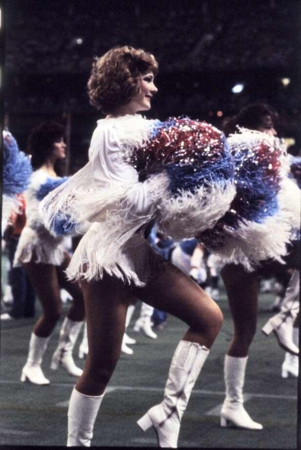 Derrick Dolls  in 1985. Photo: Derrick Dolls, Houston Chronicle