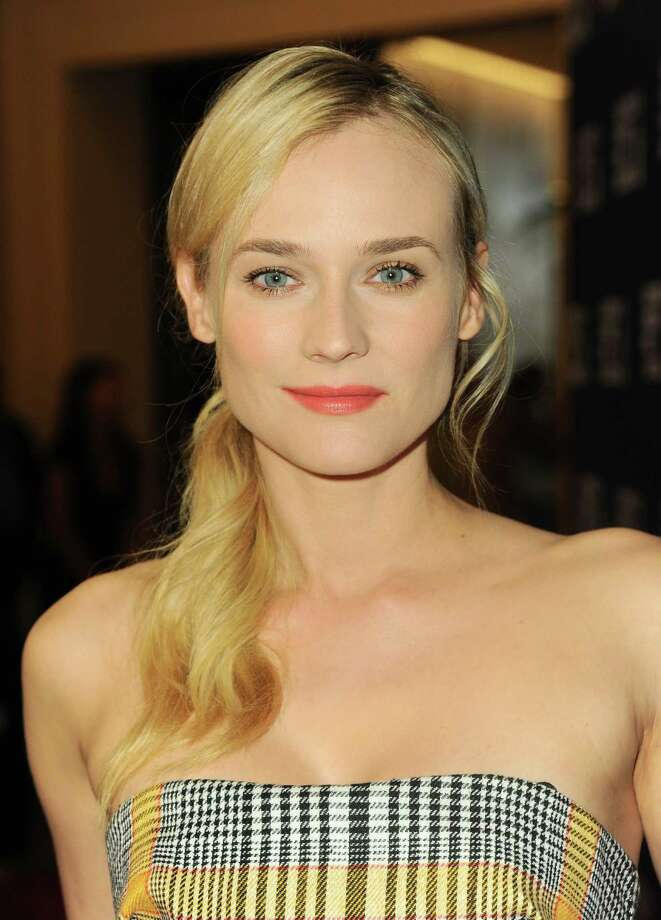 Diane Kruger arrives at the Hollywood Foreign Press Association Luncheon at the Beverly Hilton Hotel on Tuesday, Aug. 13, 2013, in Beverly Hills, Calif. (Photo by Jordan Strauss/Invision/AP) ORG XMIT: CAPM109 Photo: Jordan Strauss, AP / Invision