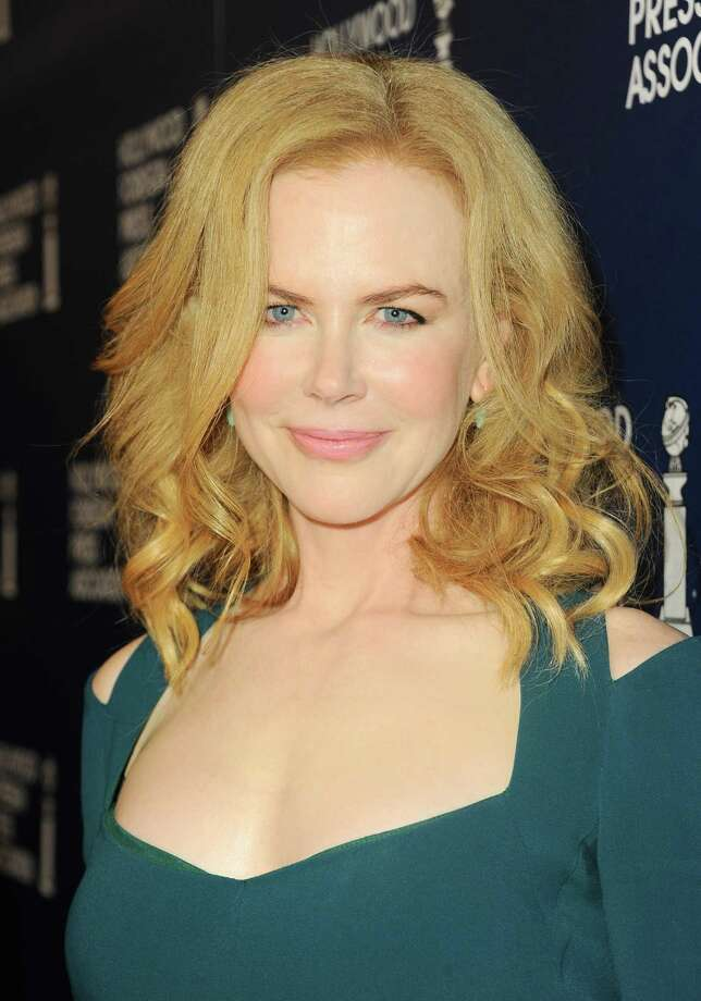 Nicole Kidman arrives at the Hollywood Foreign Press Association Luncheon at the Beverly Hilton Hotel on Tuesday, Aug. 13, 2013, in Beverly Hills, Calif. (Photo by Jordan Strauss/Invision/AP) ORG XMIT: CAPM110 Photo: Jordan Strauss, AP / Invision