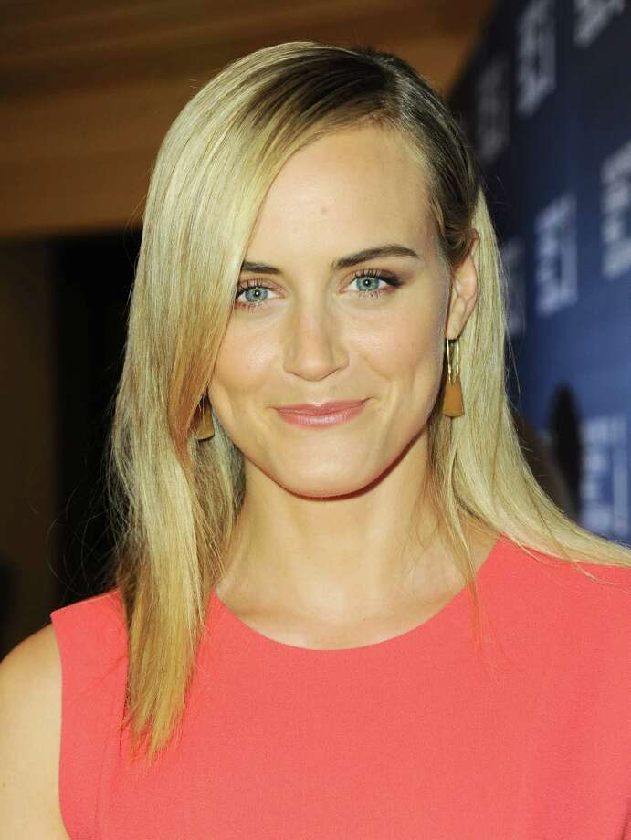 Taylor Schilling arrives at the Hollywood Foreign Press Association Luncheon at the Beverly Hilton Hotel on Tuesday, Aug. 13, 2013, in Beverly Hills, Calif. (Photo by Jordan Strauss/Invision/AP) ORG XMIT: CAPM131 Photo: Jordan Strauss, AP / Invision