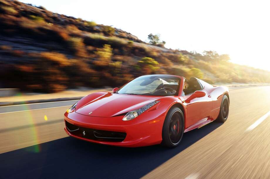 Hennessey plans to debut a modified Ferrari 458 on Friday in California. The car can hit 60 mph in less than three seconds.World's fastest: See the fastest production car Photo: DREW PHILLIPS