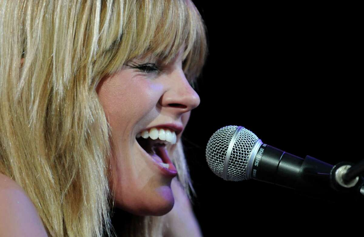 Grace Potter and the Nocturnals opens up the show for the Dave Matthews Band on Friday, June 20, 2008, at Saratoga Performing Arts Center in Saratoga Springs, N.Y. Members of the Ridgefield Playhouse currently have access to presale tickets starting Tuesday, July 28. The public on-sale begins Friday, July 31 at 10 a.m. Though no drive-in concerts have been announced in Connecticut, many other musicians are also playing outdoor concerts, including the Tom Tom Club's Mystic Bowie performing his