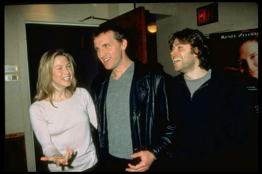 Christopher Eccleston (middle) was Doctor Who in 2005. Photo: Robin Platzer, Time & Life Pictures/Getty Image / Robin Platzer