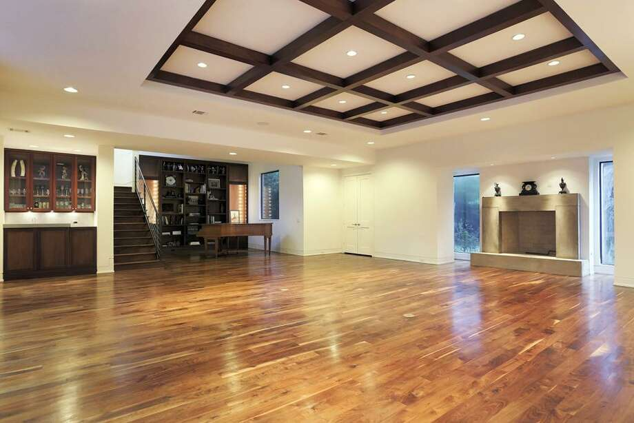 This $3.8 million home features four bedrooms and five bathrooms in more than 7,300 square feet of living space.See the listing here.
