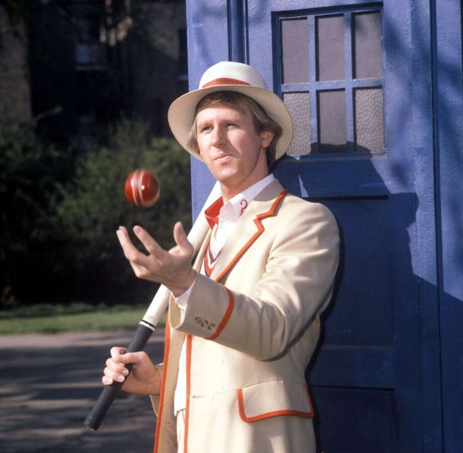 British Actor Peter Davison was the fifth Doctor in the early 1980s. Photo: Photoshot / Hulton Archive