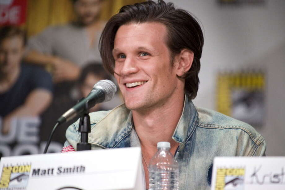 Matt Smith, the present Doctor, began his role in 2010 and is seen here chatting with fans at the 2011 San Diego Comic Con. Photo: Wendy Redfern, Redferns / 2011 Wendy Redfern