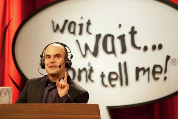 "Peter Sagal is an author, humorist, commentator and host of National Public Radio's ""Wait Wait ... Don't Tell Me!"" Sagal opens the Jewish Book & Arts Fair, 8 p.m. Saturday."