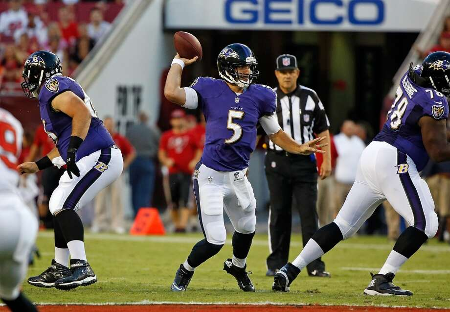 No. 9: Baltimore Ravens Value: $1.227 billion Photo: J. Meric, Getty Images