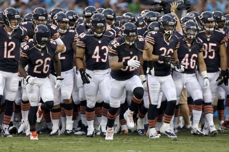 No. 8: Chicago Bears