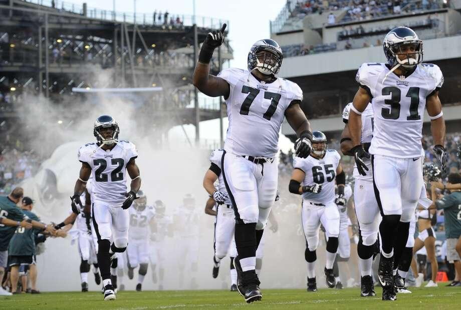 No. 7: Philadelphia Eagles Value: $1.314 billion Photo: Michael Perez, Associated Press