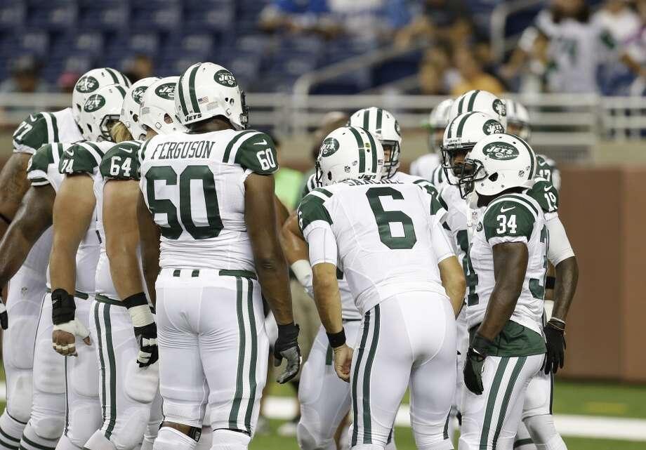 No. 6: New York Jets Value: $1.380 billion Photo: Paul Sancya, Associated Press