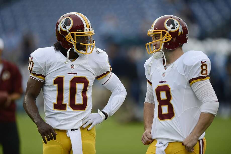 No. 3: Washington Redskins
