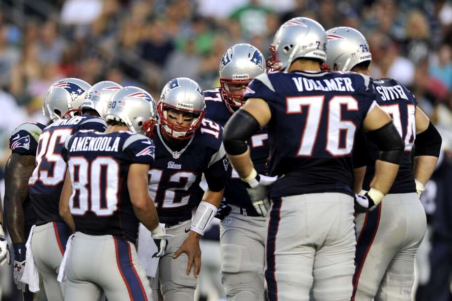 No. 2: New England Patriots