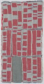 """Kathryn Clark's """"Detroit Foreclosure Quilt"""" is among featured works. Photo: Kathryn Clark / ONLINE_YES"""