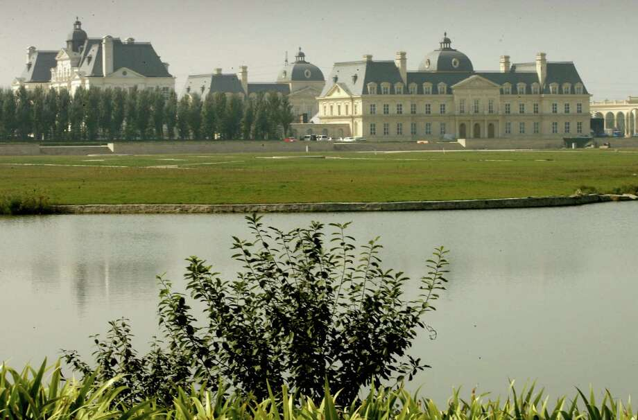 Chinese real-estate magnate   Zhang Yucheng commissioned this $125 
