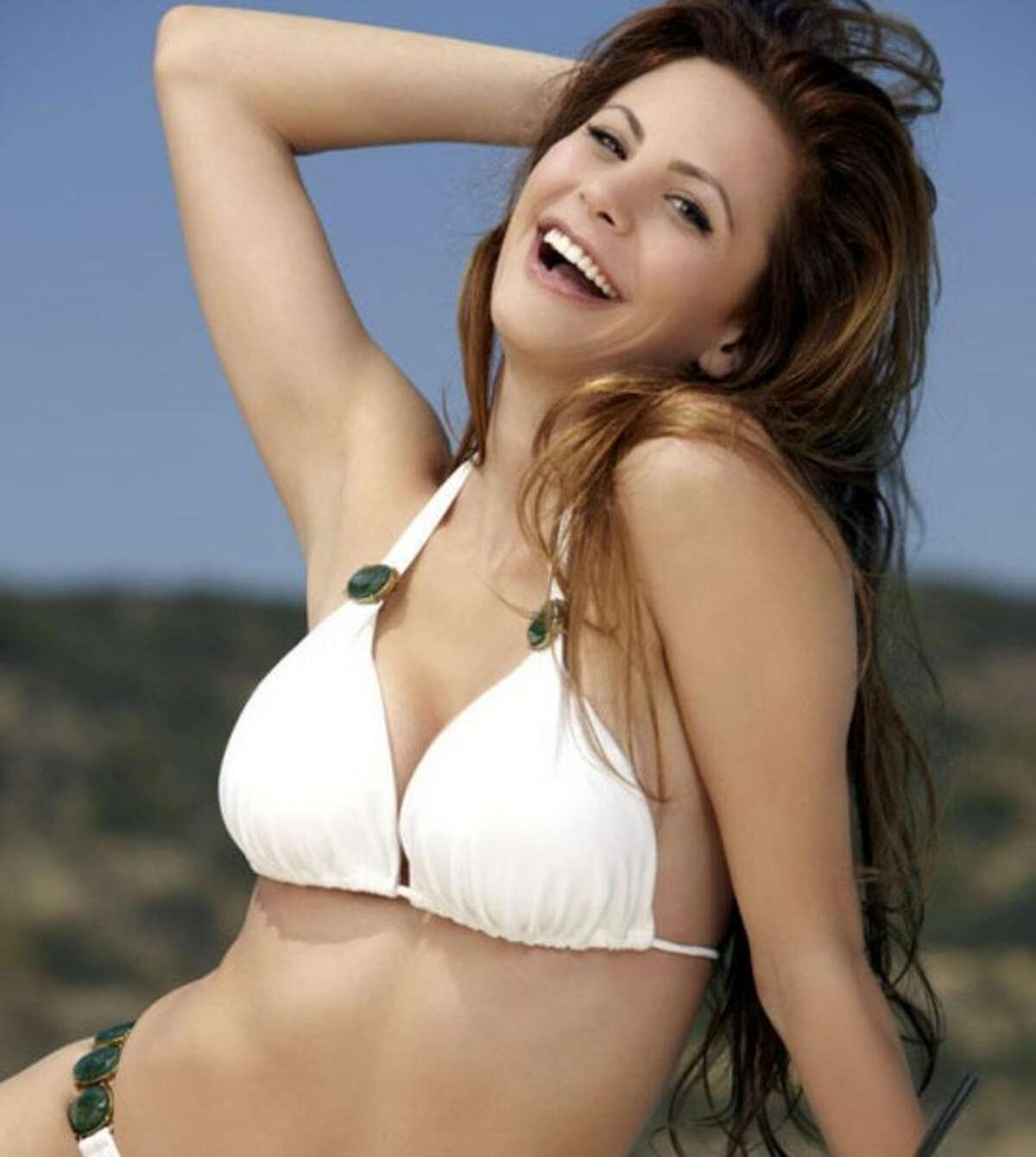 Name: Gia Allemand  Show: The Bachelor Model and actress, Gia Allemand competed on