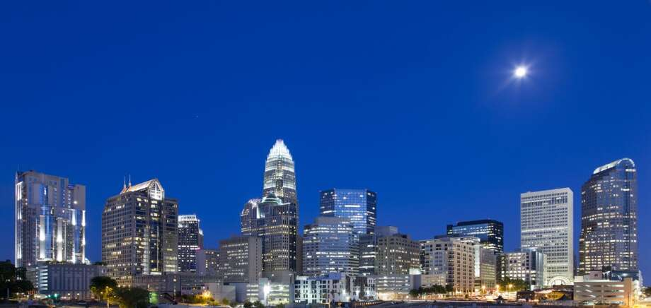 #13 - Charlotte, N.C.  ($45.22 for date night) Photo: John Cardasis, Getty Images