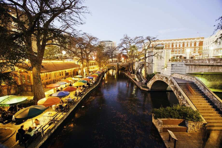 #20 - San Antonio ($48.23 for date night) Photo: Bob Stefko, Getty Images