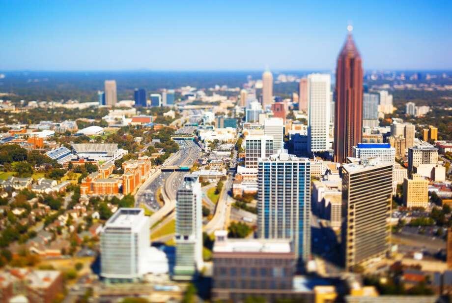 #15 - Atlanta ($45.43 for date night) Photo: Giorgio Fochesato, Getty Images