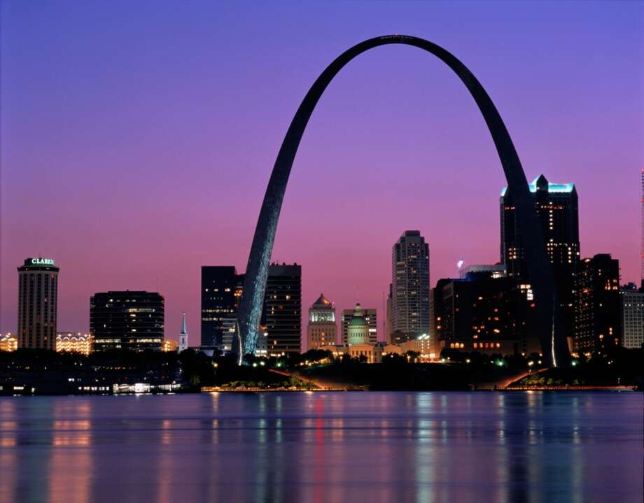 #7 - St. Louis ($43.36 for date night) Photo: Jacobs Stock Photography, Getty Images
