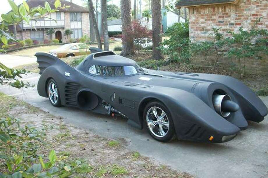 Auto Parts For Sale In Dallas Craigslist By Owner: That Batman Car Driving Around Houston Is Now For Sale