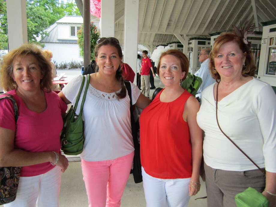 Were you Seen celebrating Fabulous Fillies Day at the Saratoga Race Course in Saratoga Springs on Wednesday, Aug. 14, 2013? Photo: Phoebe Lasky