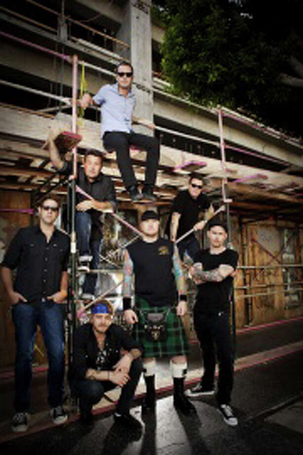Dropkick Murphys will perform at Ives Concert Park in Danbury on Thursday, Aug. 22, at 7:30 p.m. Photo: Contributed Photo