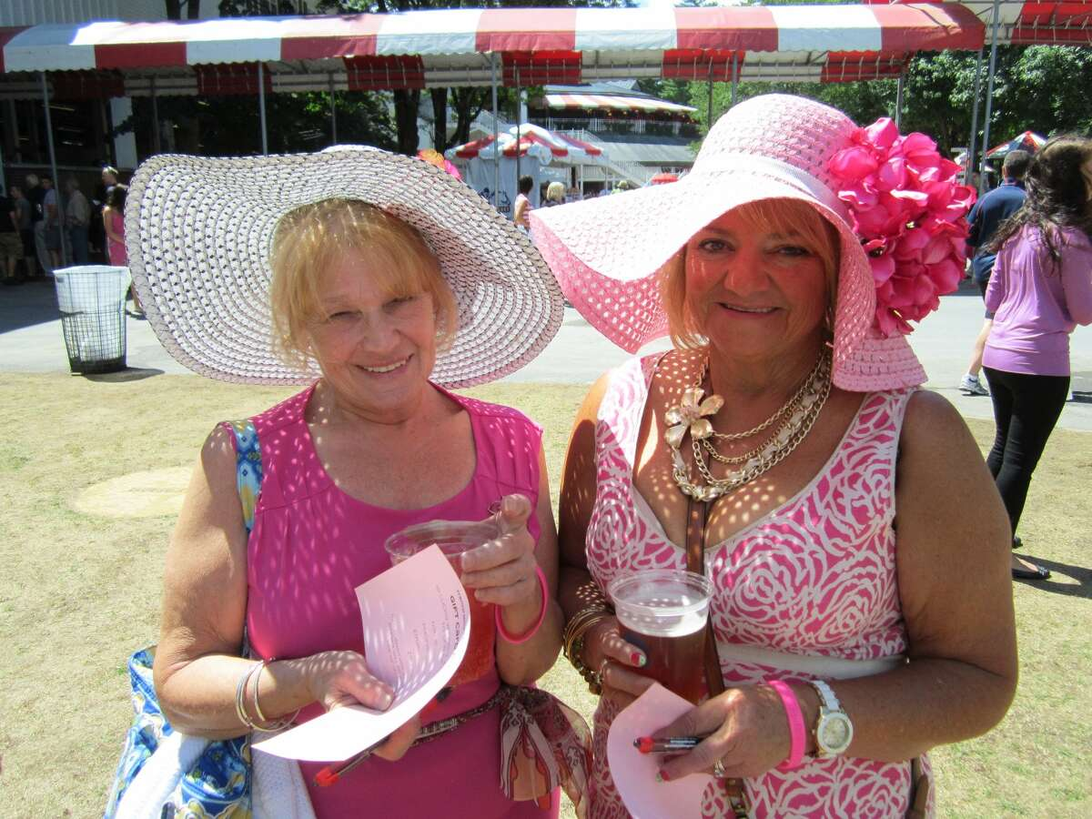 Were you Seen celebrating Fabulous Fillies Day at the Saratoga Race Course in Saratoga Springs on Wednesday, Aug. 14, 2013?