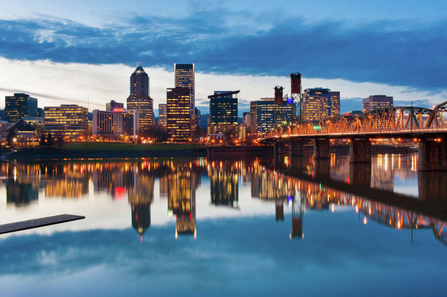 9. Portland, Ore. Photo: Terence Lee, Getty Images/Flickr RF / Flickr RF